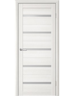 Межкомнатная дверь  Т-2 лиственница белая