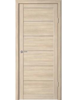 Межкомнатная дверь Вена лиственница мокко глухая