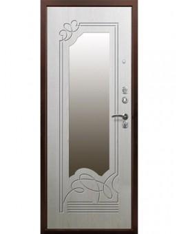 """Входная дверь Аргус """"Ольга"""" беленый дуб"""