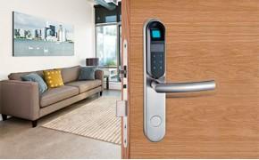 Двери с электромеханическими замками