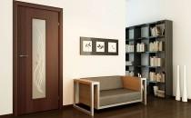 Межкомнатные ПВХ-двери: особенности и характеристики
