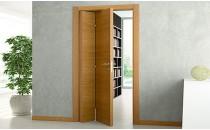 Система открывания книжка – двери с трансформацией