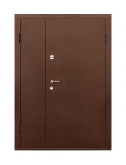Входная стальная дверь Эталон  1200х2050