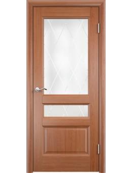 Межкомнатная дверь  Джесика Лайт  дуб