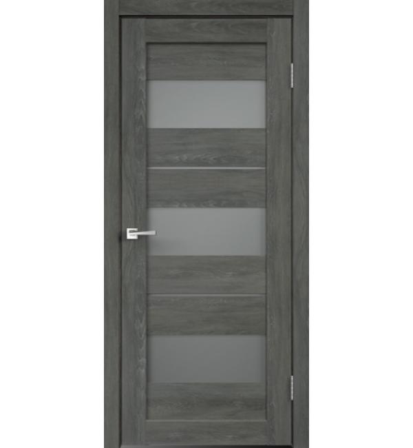 Межкомнатная дверь Duplex  12 шале графит