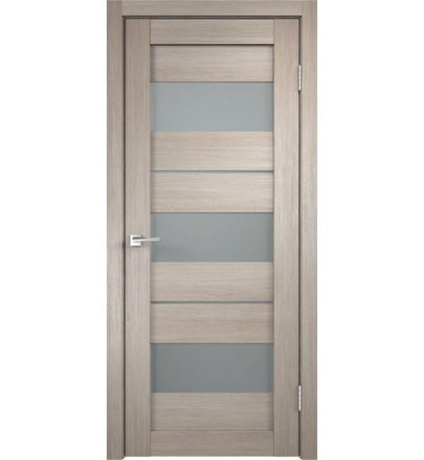 Межкомнатная дверь Duplex 12 капучино