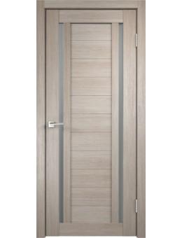 Межкомнатная дверь Duplex 2 капучино