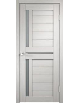 Межкомнатная дверь Duplex 3 дуб белый