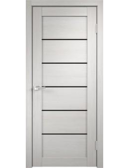 Межкомнатная дверь  LINEA 1 белый  дуб