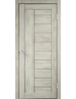 Межкомнатная дверь  LINEA 3 дуб шале седой