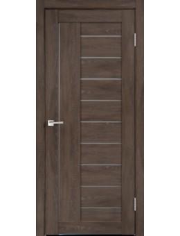 Межкомнатная дверь  LINEA 3 дуб шале корица