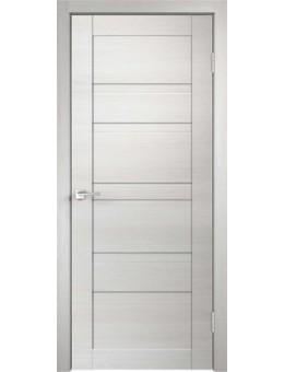 Межкомнатная дверь  LINEA 6 дуб белый
