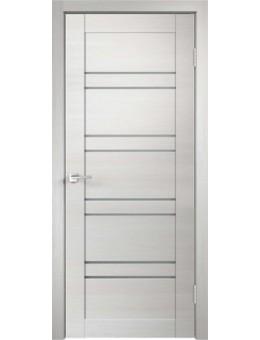Межкомнатная дверь  LINEA 8 дуб белый
