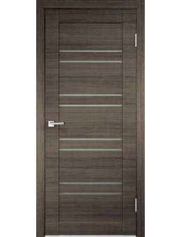Межкомнатная дверь  LINEA 8 дуб серый поперечный