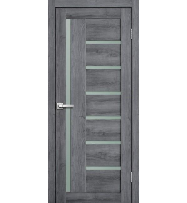 Fly Doors L17 (Дуб стоунвуд, стекло)