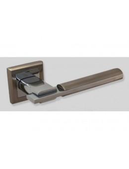 Ручка ЦАМ 294HH/PC, белый никель/хром