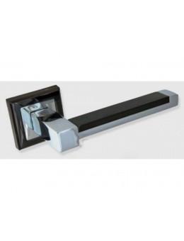 Ручка ЦАМ 289BH/PC, черный никель/хром