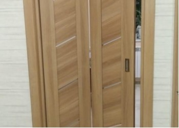 Дверь-книжка La Stella 215 Дуб сантьяго