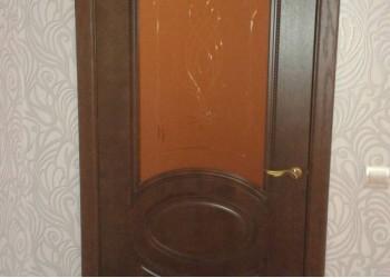 Межкомнатная дверь Престиж со стеклом