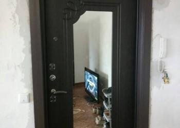 Входная дверь Аргус с зеркалом Ольга