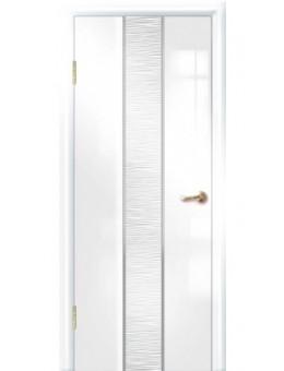Межкомнатная дверь Герда белый глянец