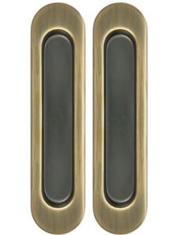 Ручка для откатных дверей (бронза)