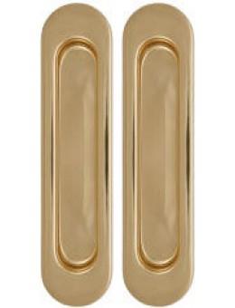 Ручка для откатных дверей (золото) 2шт