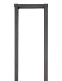 Портал Люкс ПВХ темный бетон