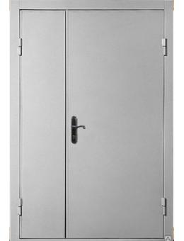 Противопожарная дверь ДПМ 02-60 RAL7035