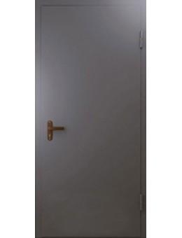 Техническая металлическая дверь металл/металл