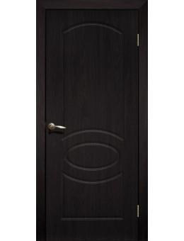 Дверь ПВХ Неаполь ПГ венге