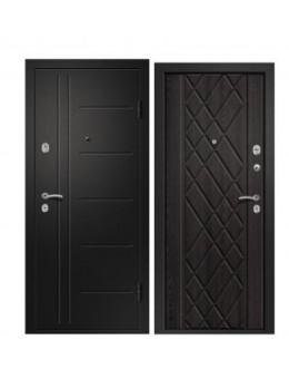 Входная металлическая дверь МЕДЕЯ-311 аруба венге