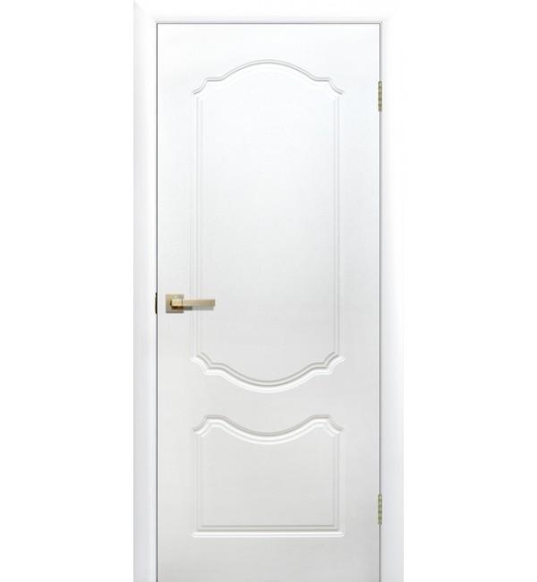 Межкомнатные двери Межкомнатная дверь Симфония глухая белая