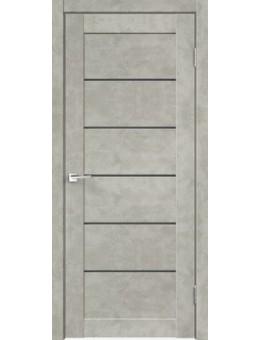 Межкомнатная дверь  LOFT 1 Бетон светло-серый