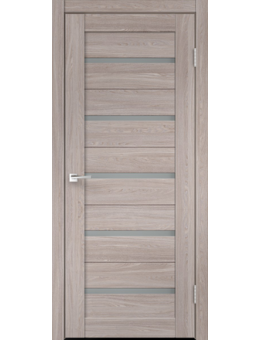Межкомнатная дверь  CITY 7 Дуб анкор нордик