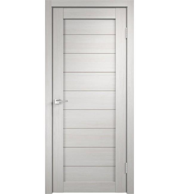Межкомнатная дверь  Уника 0 глухая , цвет белый