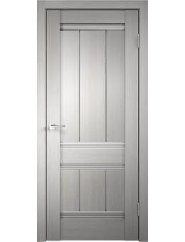 Межкомнатная дверь  Уника 10 глухая, цвет белый