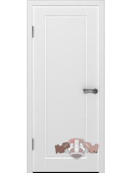Межкомнатная дверь Порта глухая белая