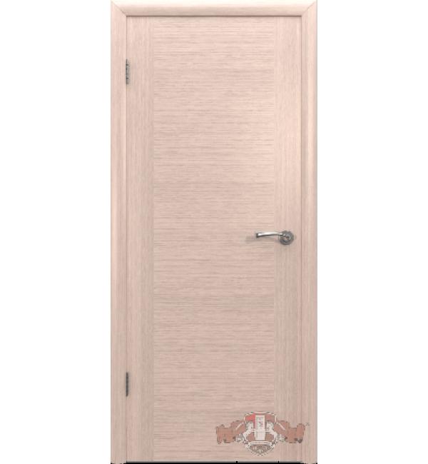 Межкомнатная дверь Рондо глухая беленый дуб