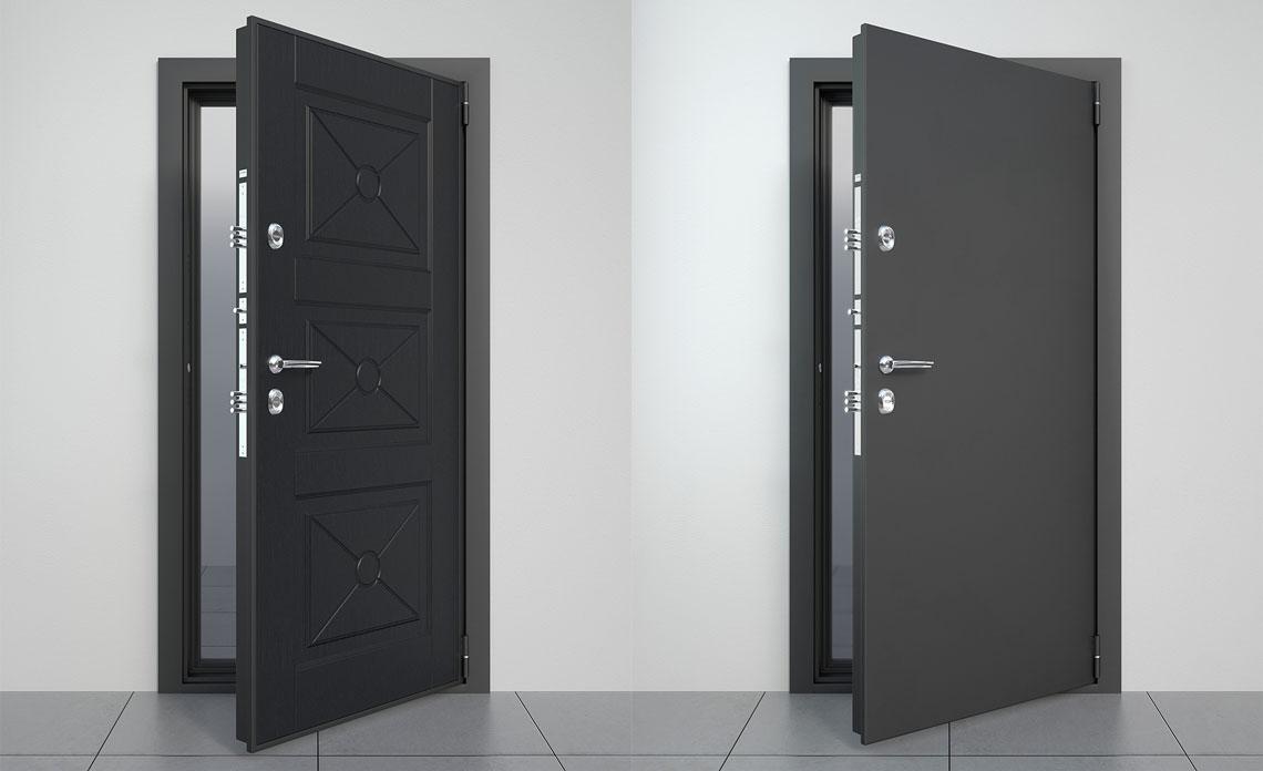 Входные двери с утеплением